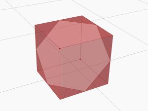 voronoi_equipartition du cube
